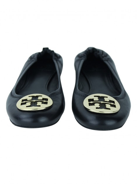 Sapatilha Tory Burch Minnie Preto