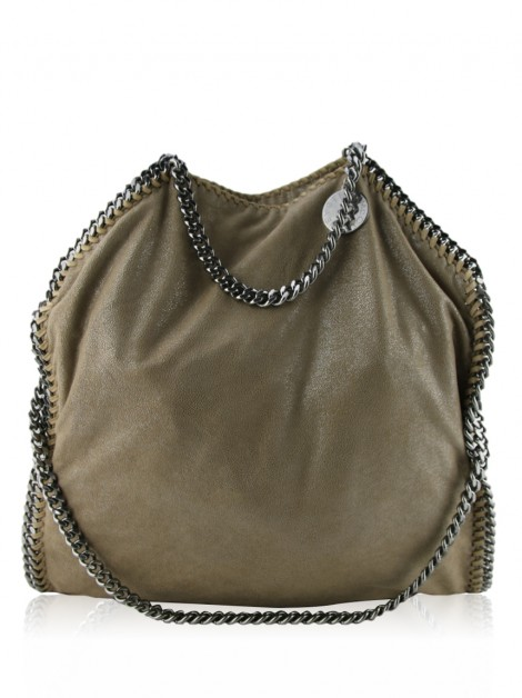 Bolsa Stella Mccartney Falabella Fold Over Tote