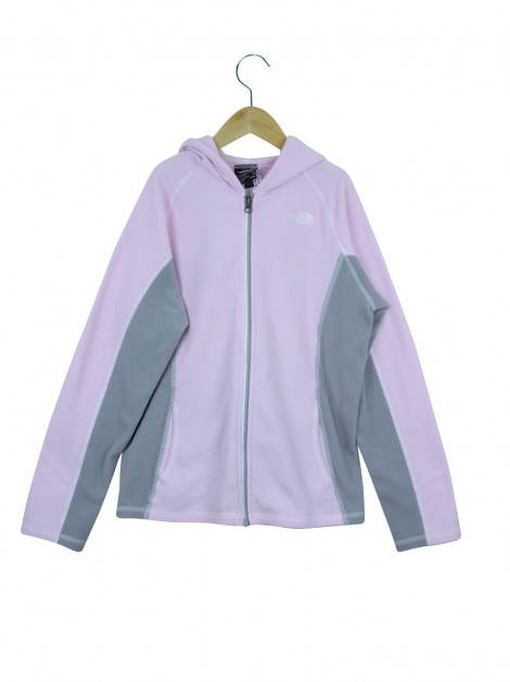 Jaqueta The North Face Fleece Rosa Infanto Juvenil