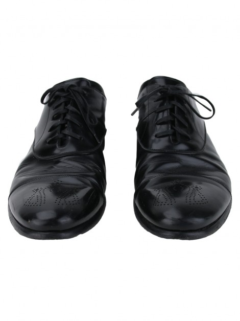 Oxford Dolce and Gabbana Brogue Preto