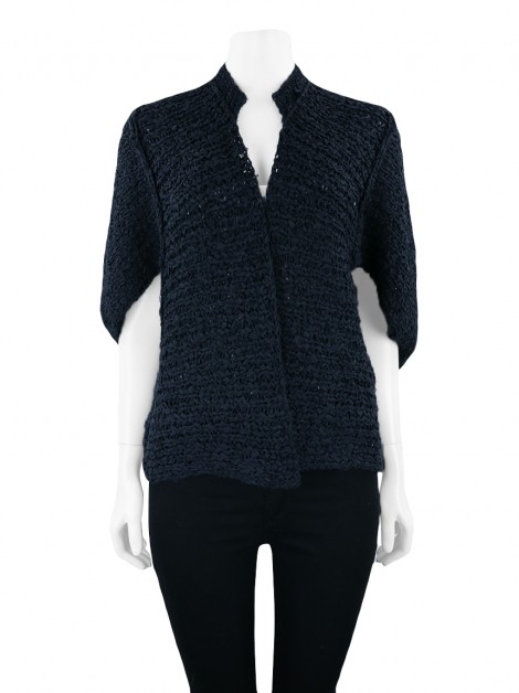 Casaco All Saints Spitalfields Enez Cardigan Preto