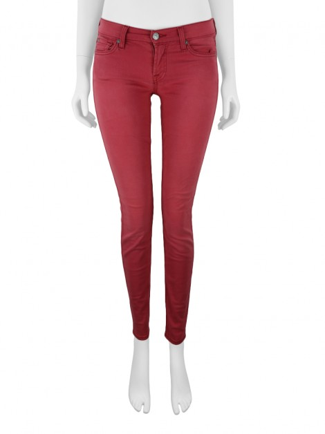 Calça Seven For All Mankind Gwenevere Rosa