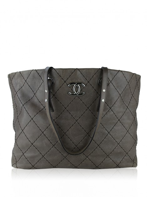 Bolsa Chanel On The Road Etoupe
