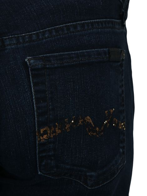 Calça Seven For All Mankind Bootcut Jeans Escuro