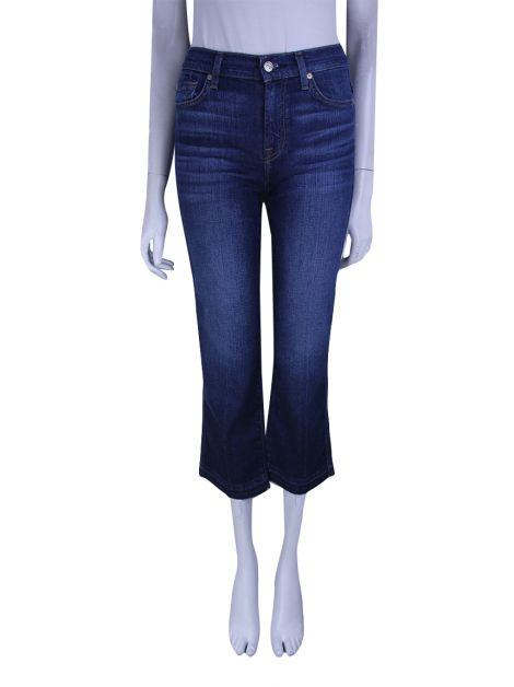 Calça Seven For All Mankind mom Jeans