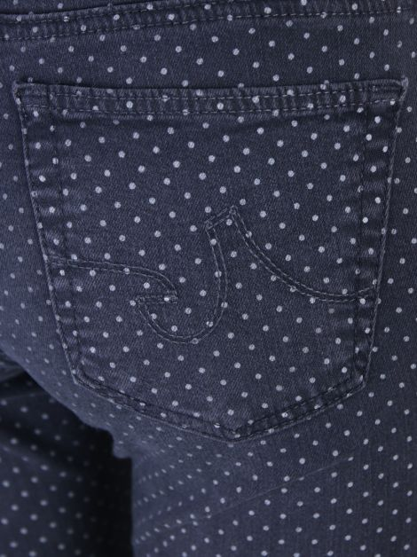 Calça Adriano Goldschmied The Legging Ankle Polka Dot