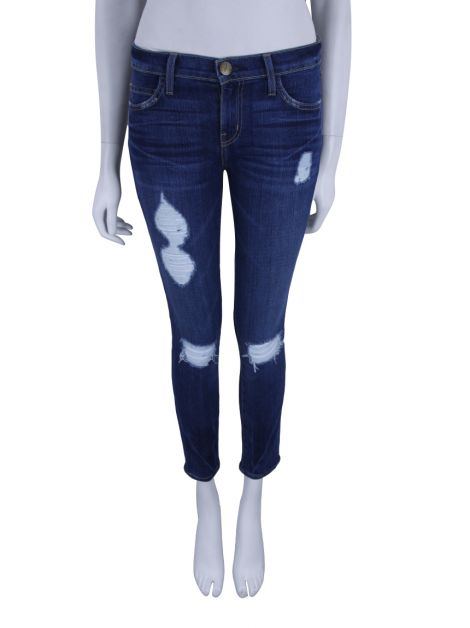 Calça Current Elliott Jeans The Stiletto Skinny Jeans