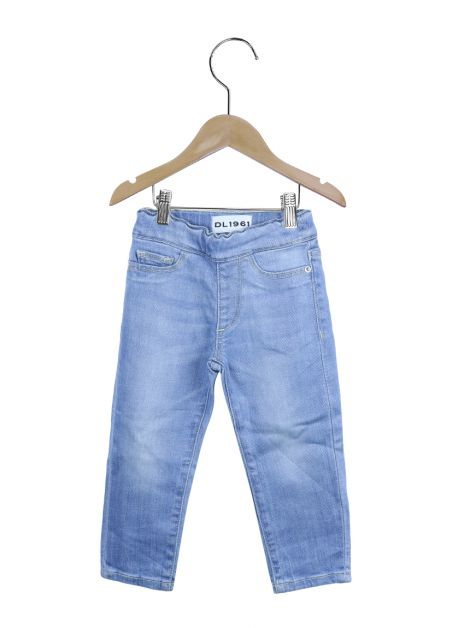 Calça DL1961 Ashbury Candy Legging Jeans Toddler