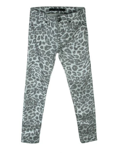 Calça Joe's Animal Print Resinada Infantil