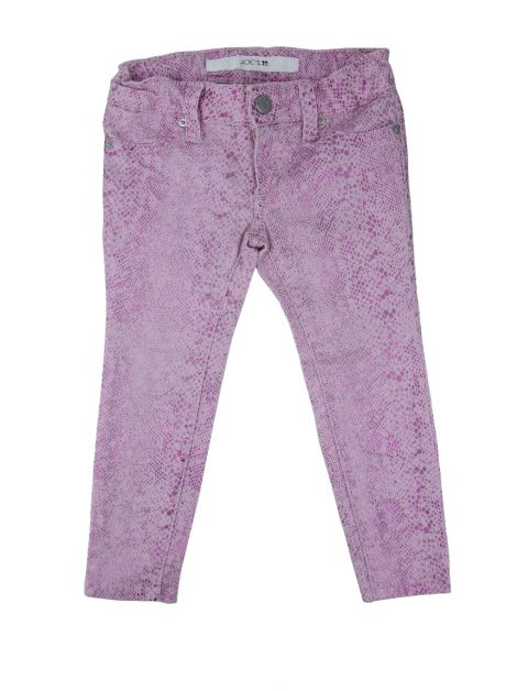 Calça Joe's Rosa Metalizado Toddler