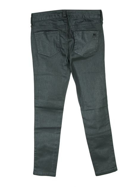 Calça Joe's The Jegging Metalizada Cinza Infantil