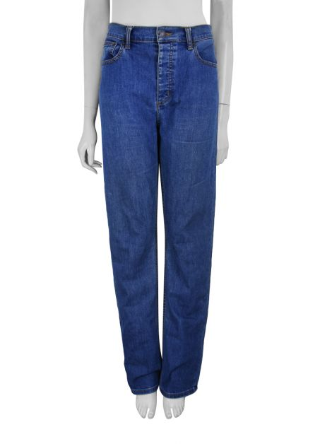Calça Marc Jacobs Bright Blue Jeans
