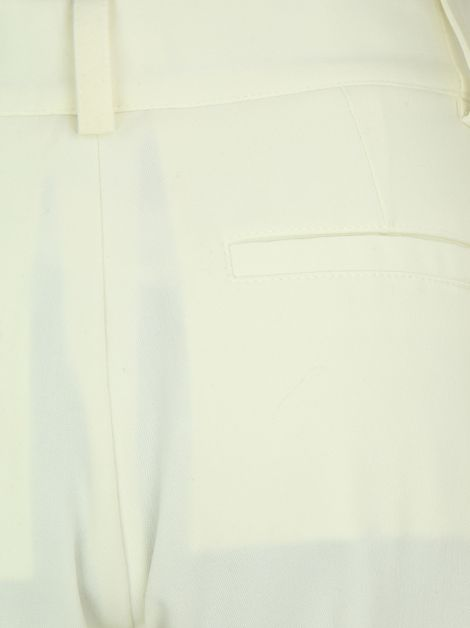 Calça Mixed Flare Off White