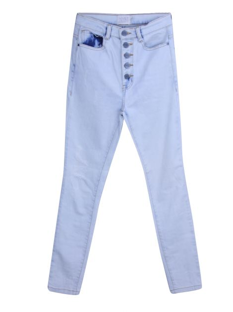 Calça Not Your Basic Denim Branco