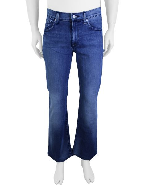 Calça Seven For All Mankind 'A' PKT Jeans Azul