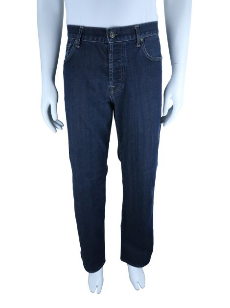 Calça Seven For All Mankind A Pkt Relaxed Masculina