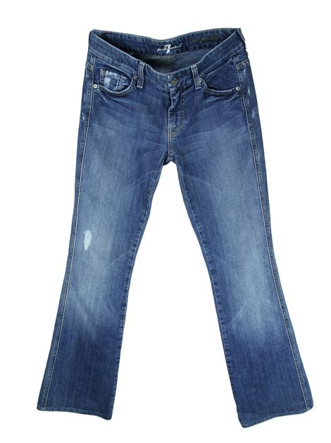 Calça Seven For All Mankind A Pocket Denim