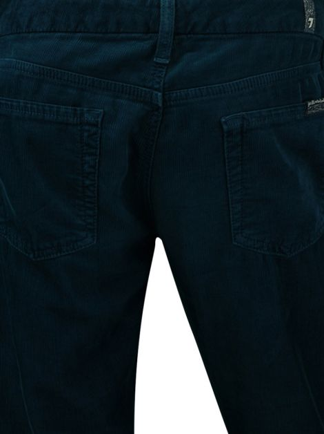 Calça Seven For All Mankind Azul Reta