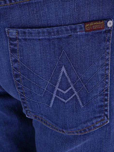 Calça Seven For All Mankind Brett Jeans