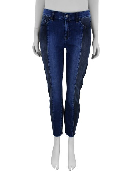 Calça Seven For All Mankind Jeans Bicolor
