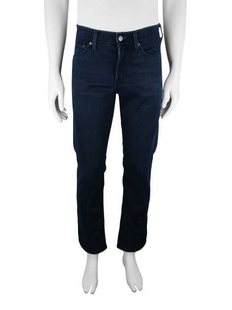 Calça Seven For All Mankind Slimmy Jeans Escuro Masculino