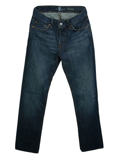 Calça Seven For All Mankind Slimmy Jeans Masculina