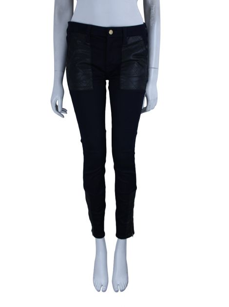 Calça Seven For All Mankind Texturizada Skinny