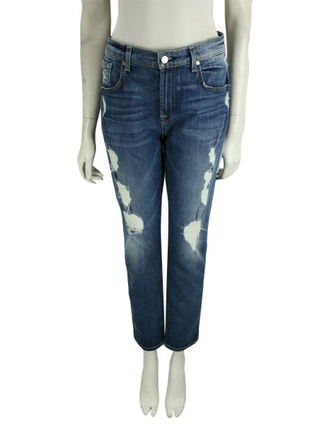 Calça Seven For All Mankind The Relaxed Skinny
