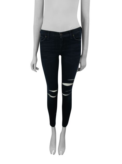 Calça Seven For All Mankind The Skinny Crop Jeans