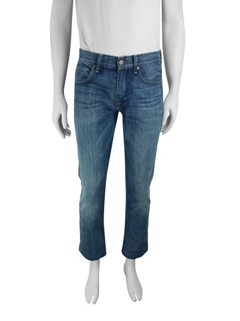 Calça Seven For All Mankind The Straight Masculina