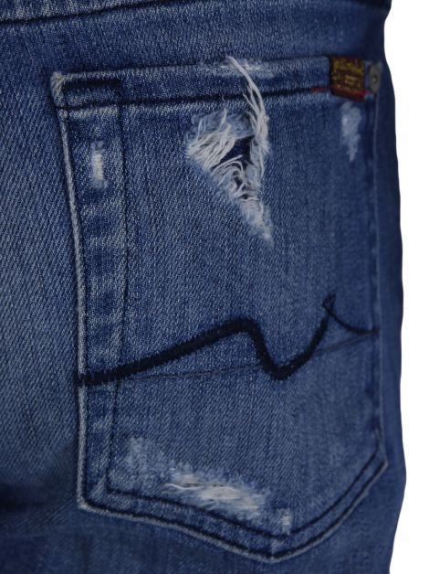 Calça Seven For All mankind Jeans Crop