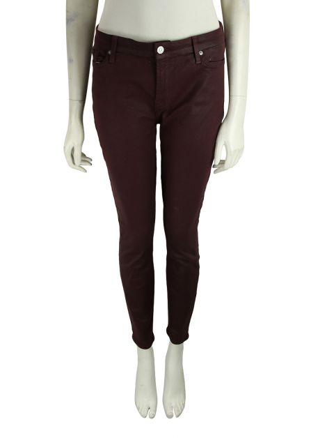 Calça Seven For All mankind Magenta