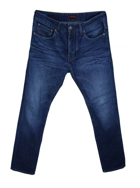 Calça Ted Baker Denim Kings n Queens Jeans Masculina