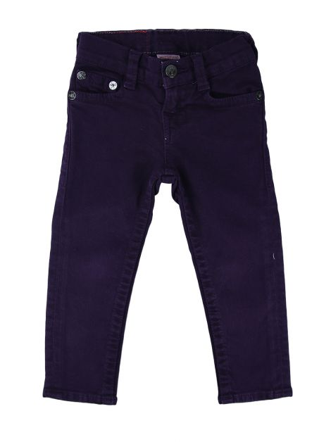 Calça True Religion Jeans Beringela Toddler