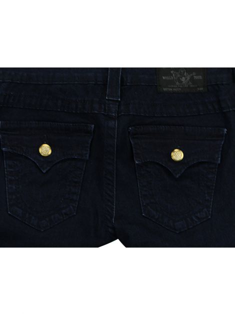 Calça True Religion Skinny Strass