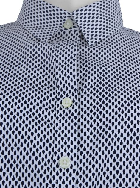 Camisa Banana Republic Estampada