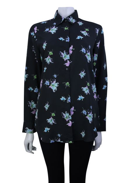 Camisa Banana Republic Estampada Floral
