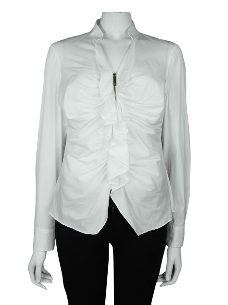 Camisa Carolina Herrera Off White