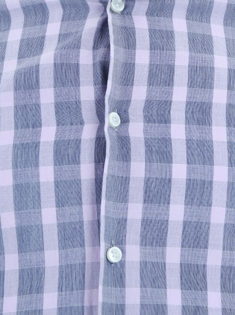 Camisa Hugo Boss Jason Slim Fit Xadrez