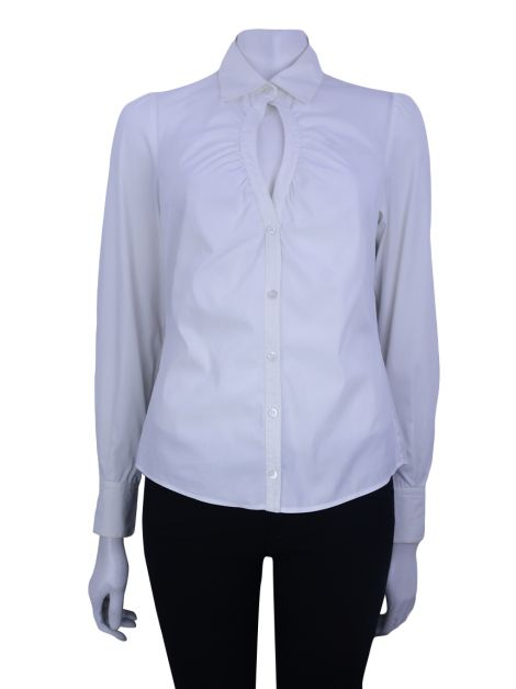 Camisa Moschino Cheap and Chic Branca