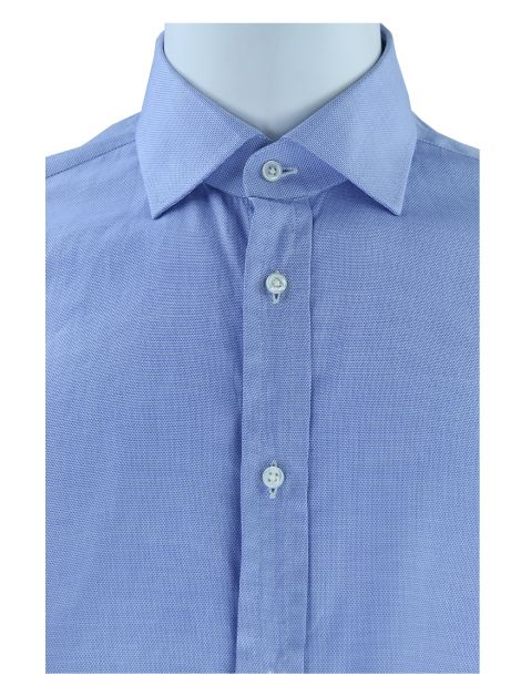 Camisa Ralph Lauren Purple Label Azul Masculina