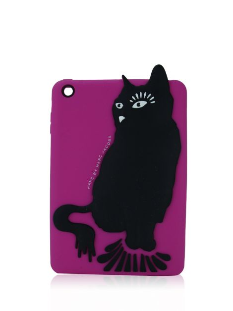 Capa de iPad Marc by Marc Jacobs Gato Silicone