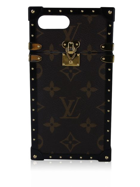Capa iPhone 7+/8 Louis Vuitton Eye Trunk Monograma