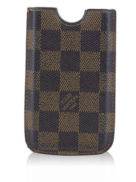 Capa Louis Vuitton Iphone 4 Damier Ebene