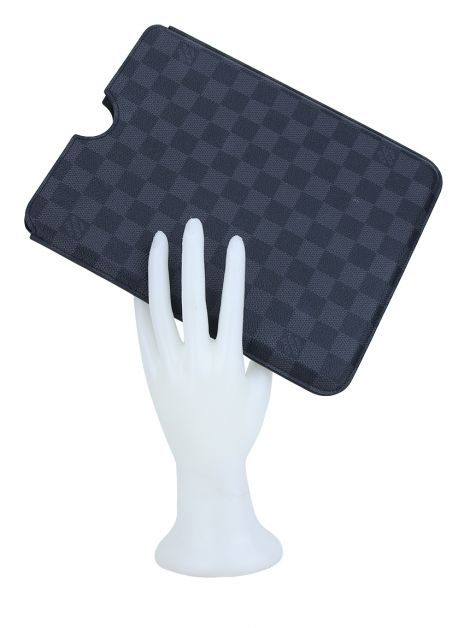Capa para Ipad Louis Vuitton Canvas Damier Ebene