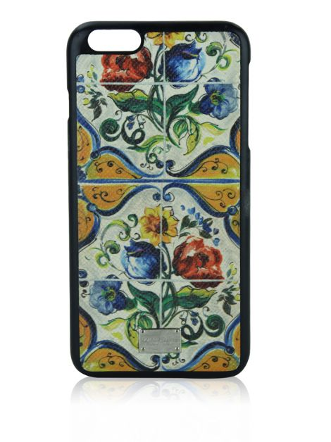 Capinha Dolce & Gabbana Maiólica Iphone 6 Plus