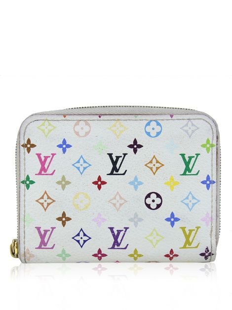 Carteira Louis Vuitton Zippy Coin Purse Monograma