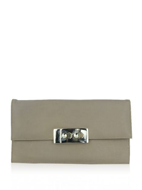 Clutch Talie NK Couro Nude