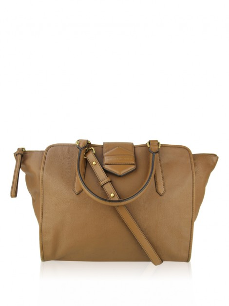 Bolsa Marc By Marc Jacobs Flipping Out Maple Tan
