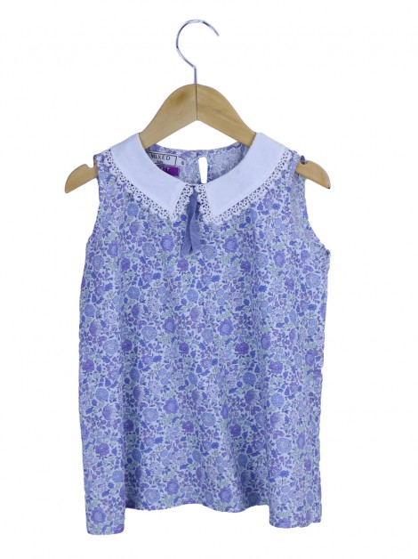 Blusa Mixed Kids Estampa Floral Infantil